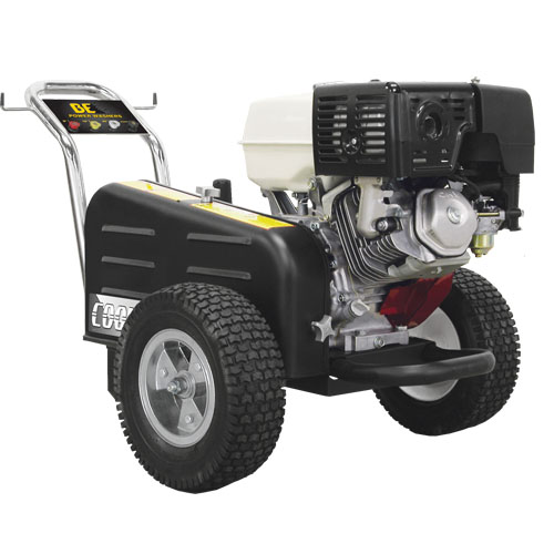 BE Pressure X3513HWBGENCD CoolDrive Pressure Washer 3500psi 4gpm Honda Engine