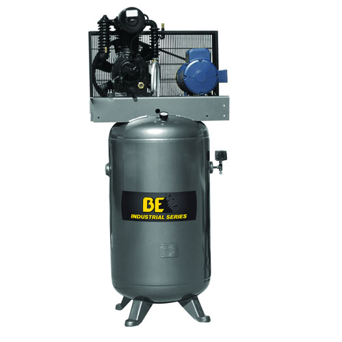 BE Pressure AC1080B Belt Drive 80 Gallon Air Compressor 10hp 36cfm 175psi