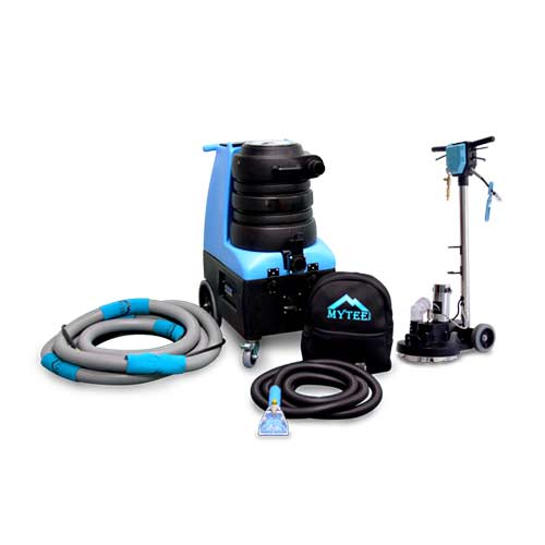Mytee BZ104 P Carpet Cleaner's Package Includes Breeze, T-Rex Jr., Upholstery Tool, and Hose FREE Shazaam Kryptonium FREE Shipping (BZ-104P)
