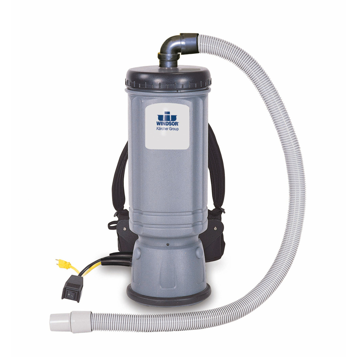 Vac Pac Hepa Back Mounted Vaccum 8.619-894.0