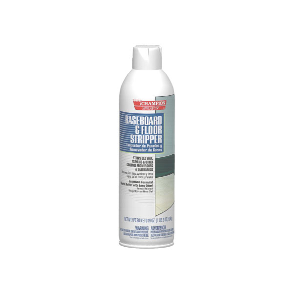 HCR CA5156 Baseboard Stripper case of 12/19 ounce aerosol cans