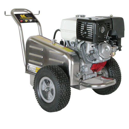 BE Pressure CD3513HWBSCAT CoolDrive Pressure Washer 3500psi 4gpm Honda Engine