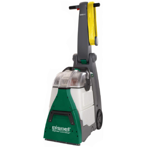 Bissell BG10 Big Green Deep Self Contained Carpet and Upholstery Extractor Dual Motor Dual Tank FREE Shipping 86T3