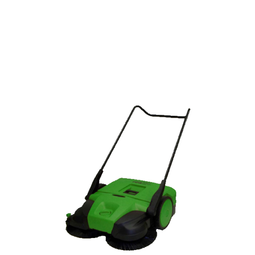 Bissell BG677 Battery Powered Triple Brush System Sweeper 31inch