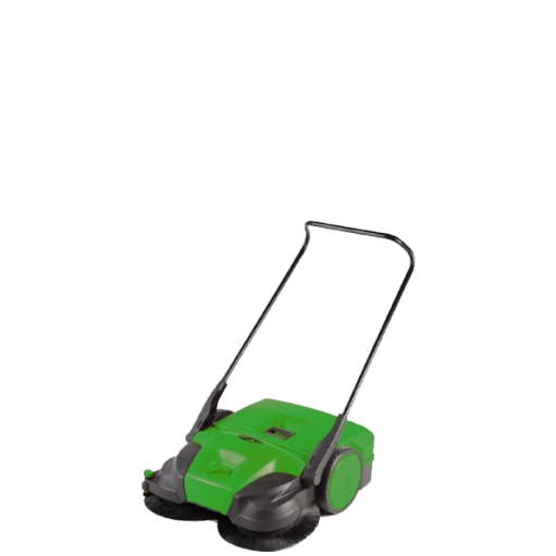 Bissell BG697 Battery Powered Triple Brush System Sweeper 38inch