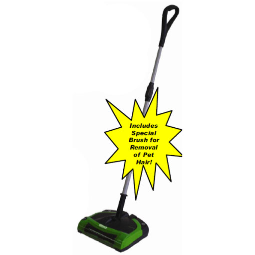 Bissell BG9100NM Rechargeable Cord Free Electric Sweeper