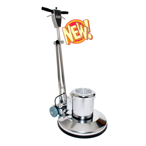 Boss Cleaning Equipment B001516 TUNDRA SUPER HEAVY DUTY FLOOR MACHINE 1.5hp 175rpm 20inch 174 lbs