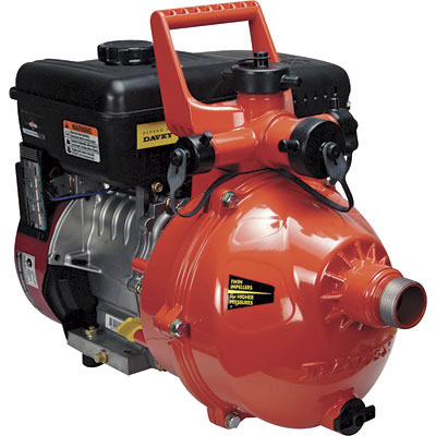Davey Water Pump AK280 4800gph 6 HP Briggs & Stratton Model 109450