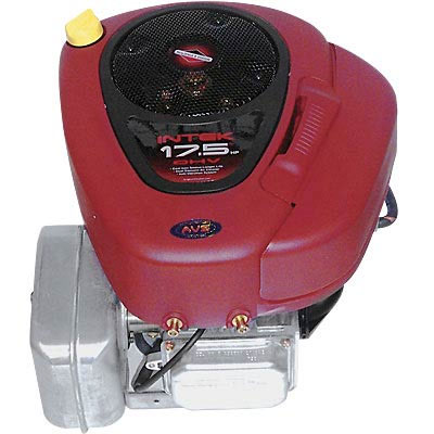 Briggs & Stratton Intek Vertical OHV Engine with Electric Start  17.5 HP, 1in. x 3 5/32in. Shaft, Model# 31G707-0026-G1-701753