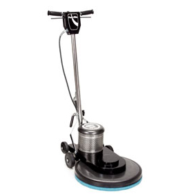 Powr-Flite C1600-3 1600 RPM Electric Metal Burnisher