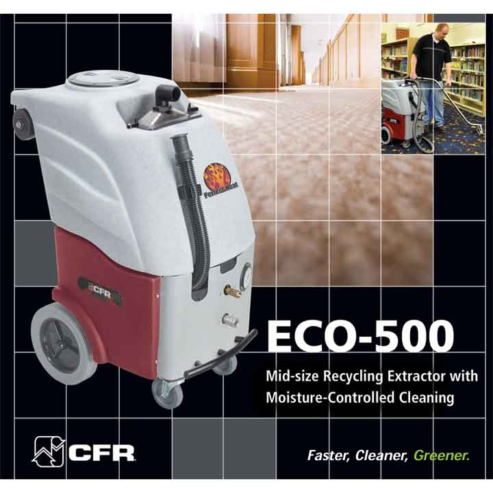 CFR ECO 500 AWH Plus 15 gallon (Air Watt 6.6 Vac 500 psi Pump HEATED) Bundle Starter Package 10470C-K FREE Shipping