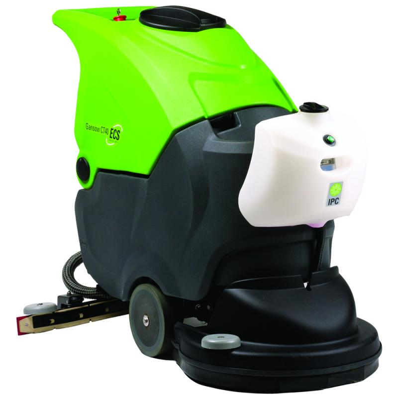 IPC Eagle CT40ECSB50 10/13 Gal. 20 in. Battery ECS, Brush Drive with on-board charger and microfiber pad holder (Chem -Dose and microfiber pads not included) Free Three year warranty and Free Shipping Steam Brite Exclusive