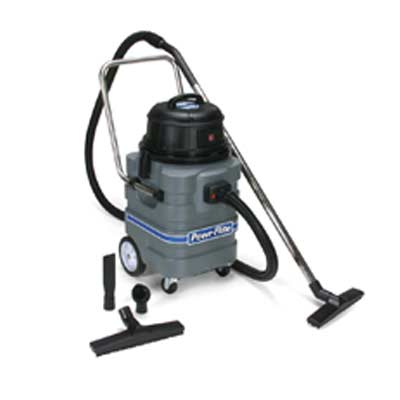 Powr-Flite PF54: 15 gallon wet/dry vac