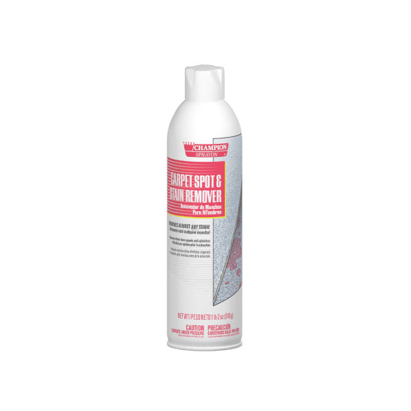 HCR CA5146 Carpet Spot & Stain Remover case of 12/18 ounce aerosol cans