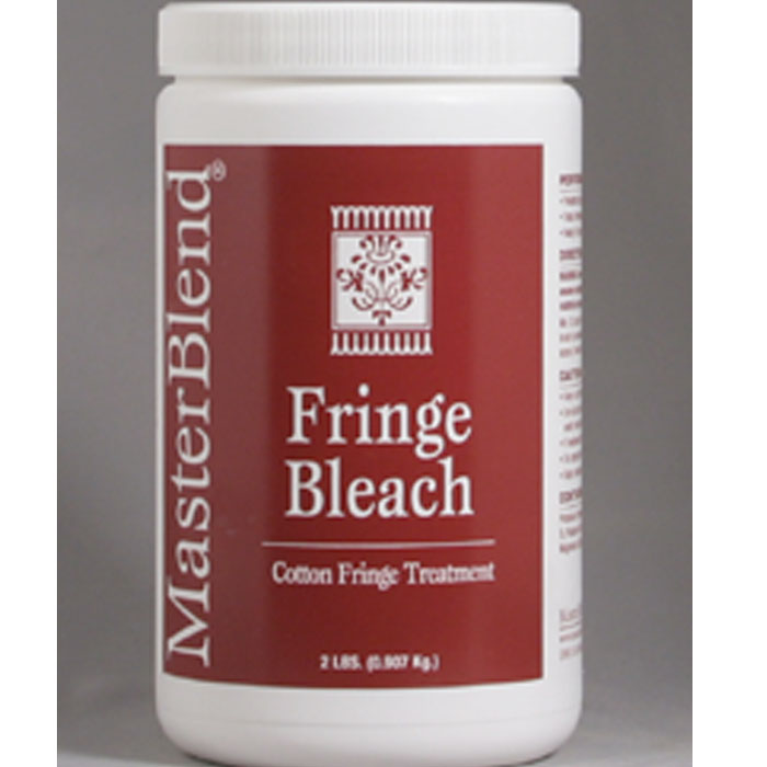 MasterBlend 130304 Fringe Bleach ( case of six 2 lb jars) UPC 672835130339