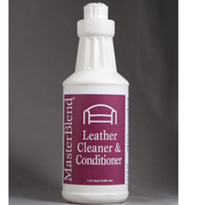 MasterBlend 165102 Leather Cleaner ( case of 12 Pints) UPC 672835165119