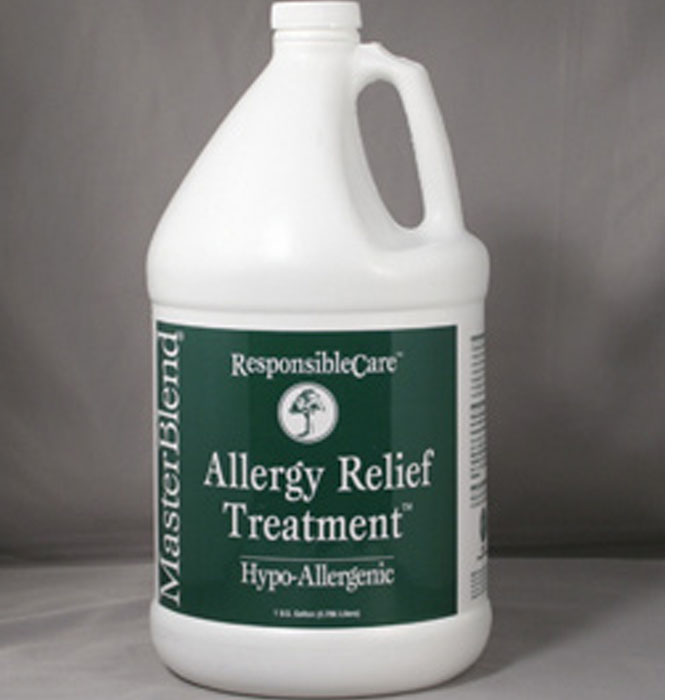 MasterBlend 193106 Allergy Relief Treatment ( 4 Gallon Case) UPC 672835193150