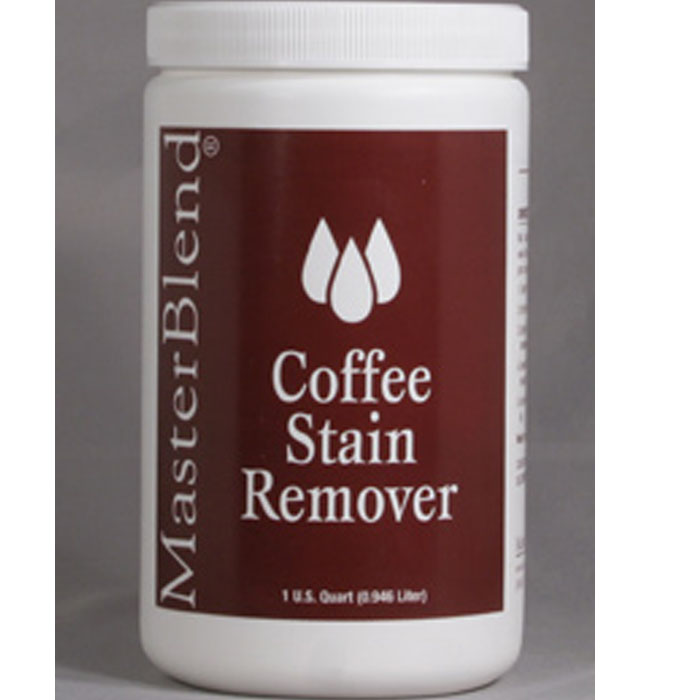 MasterBlend 186102 Coffee Stain Remover (case of 6 Two lb jars) UPC 672835186114