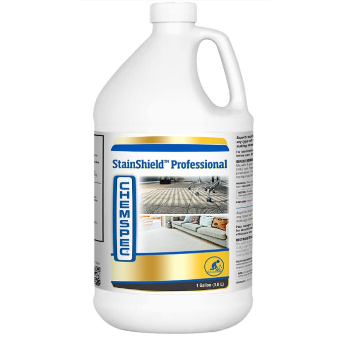 Chemspec Stainshield Professional 4X 1 Gallon CASE AFSS4G  10091965010873  C-SSP4G