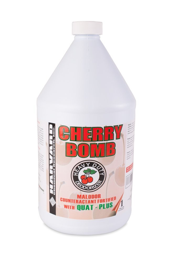 Harvard Chemical Cherry Bomb with Quat-Plus Case 4/1Gallon 701-04