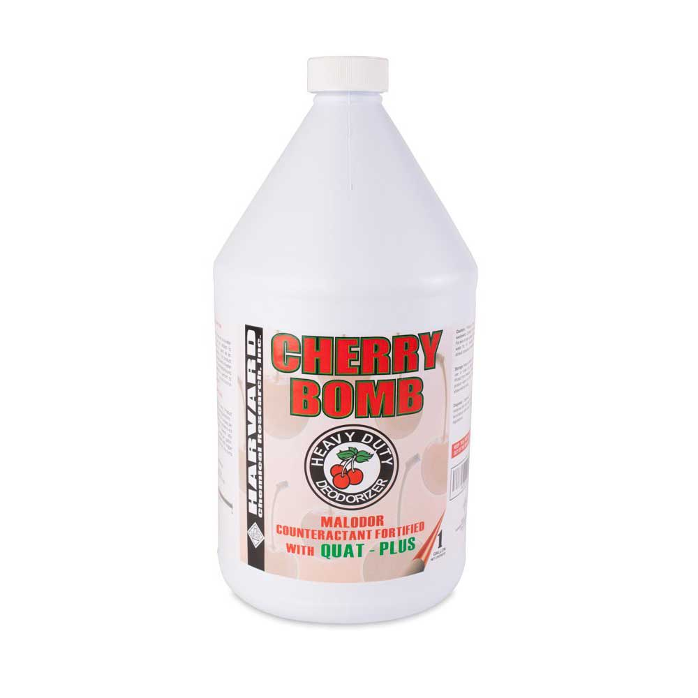 Harvard Chemical Cherry Bomb with Quat-Plus 1 Gallon 701-01