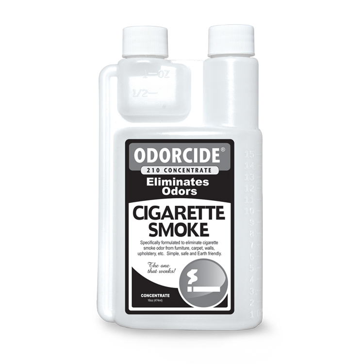 Odorcide 210 Cigarette Smoke Concentrate Master Case (2-12 packs of 16 oz. bottles)