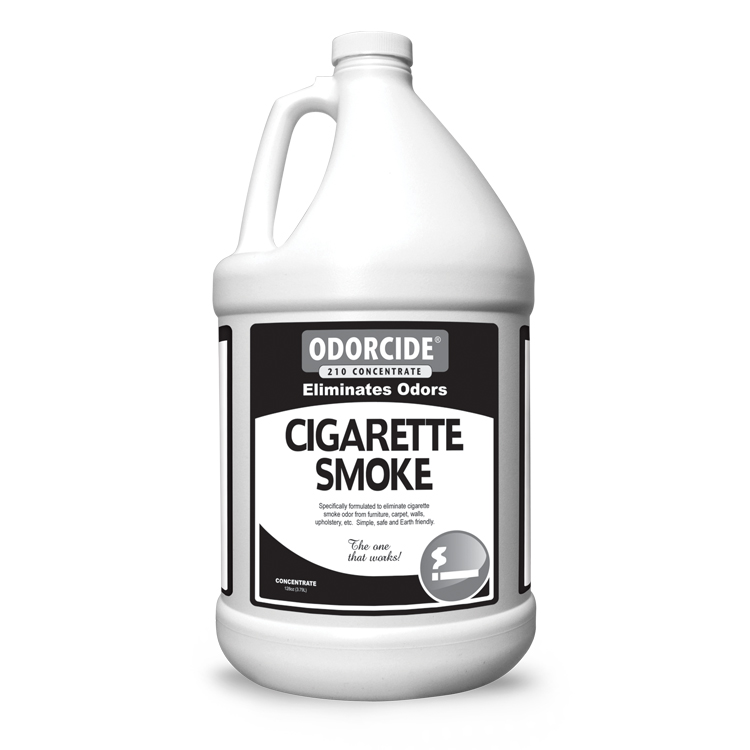 Odorcide 210 Cigarette Smoke Concentrate Master Case (4-1 Gallon Bottles)