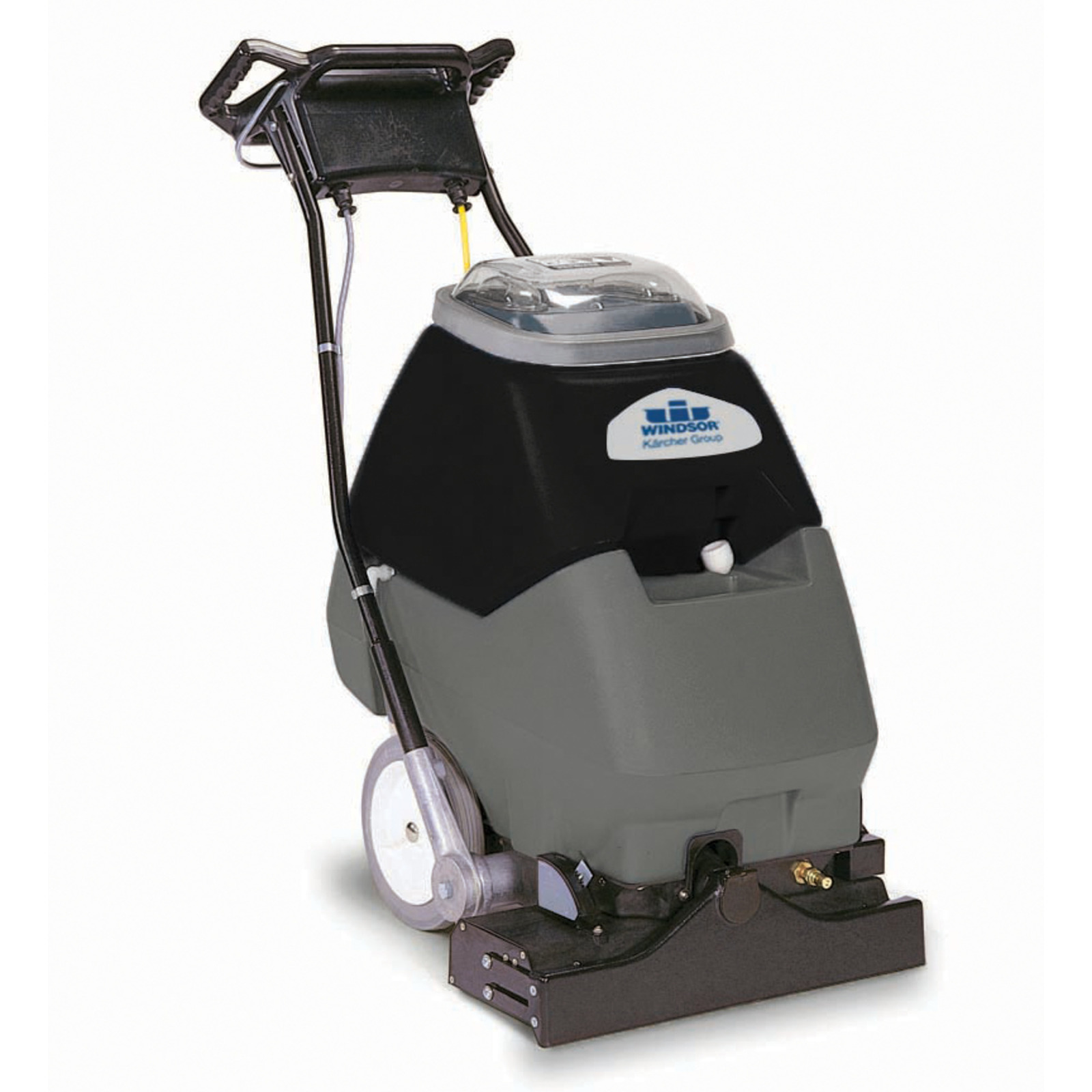 Windsor Clipper 12 gal Carpet Cleaning Machine Hard Surface Conversion Kit 8.602-569.0 Includes Brush, Squeegee, Water Pressure Reduction Switch 47292
