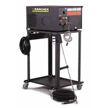 Karcher Floor Stand 36in Tall Stationary Cold Water Service 9.801-034.0 (98010340) - Legacy Shark