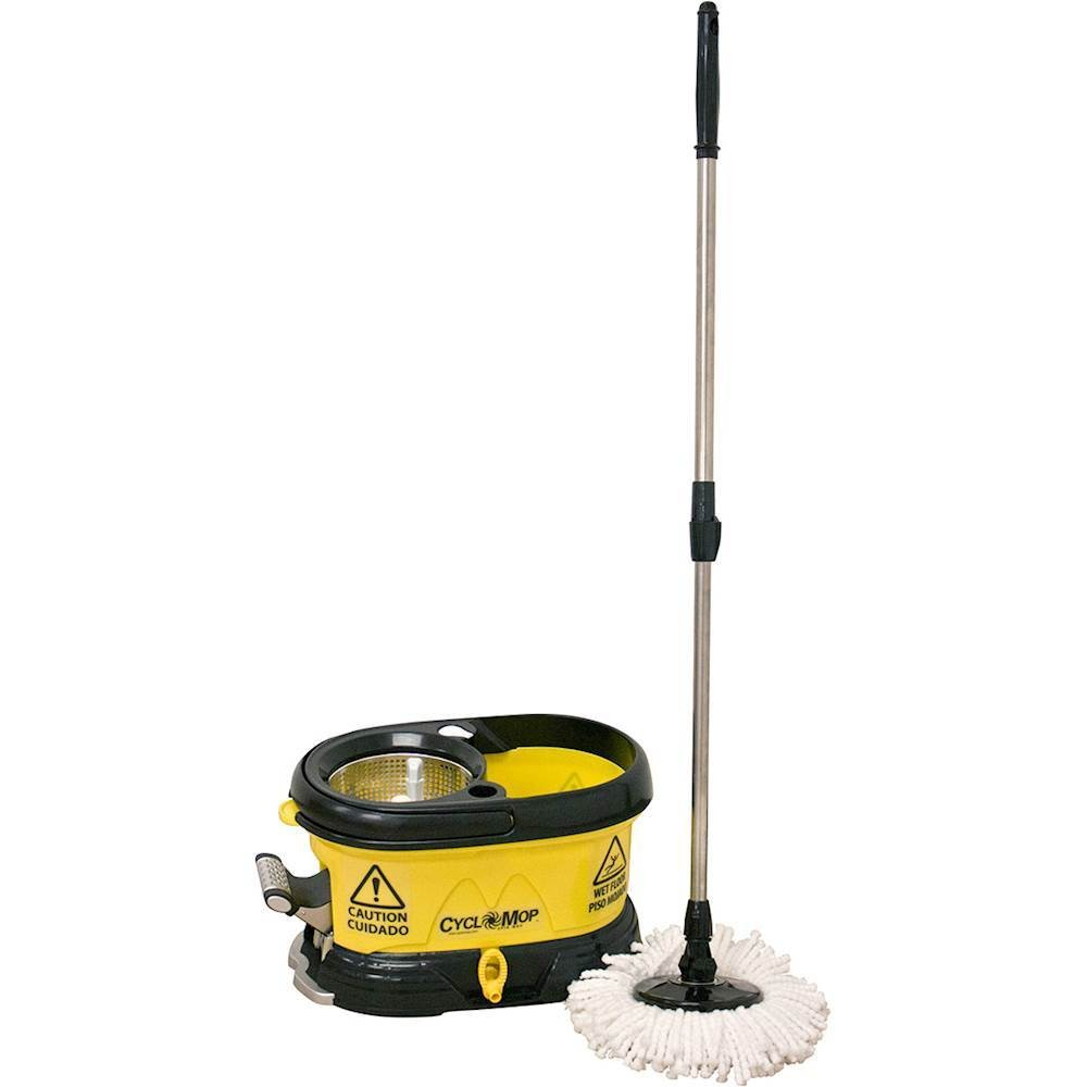 CycloMop CM500 Commercial Spin Mop (without Dolly Wheels) (discount shipping)