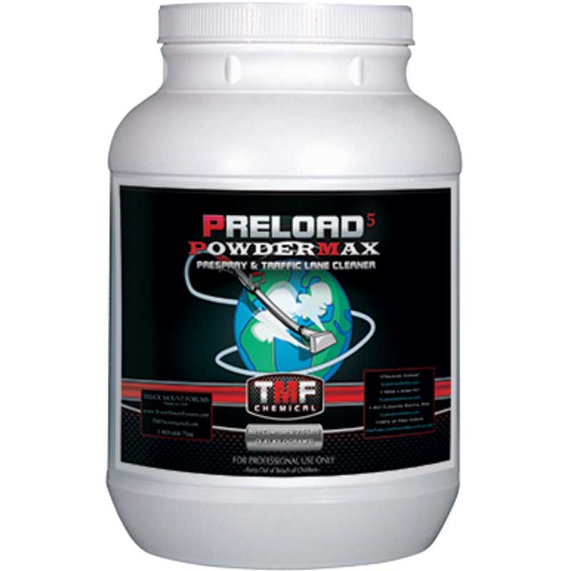 HydroForce D320A Preload 5 Carpet Cleaning Pre Spray TMF - 8lbs Jar 1649-7568