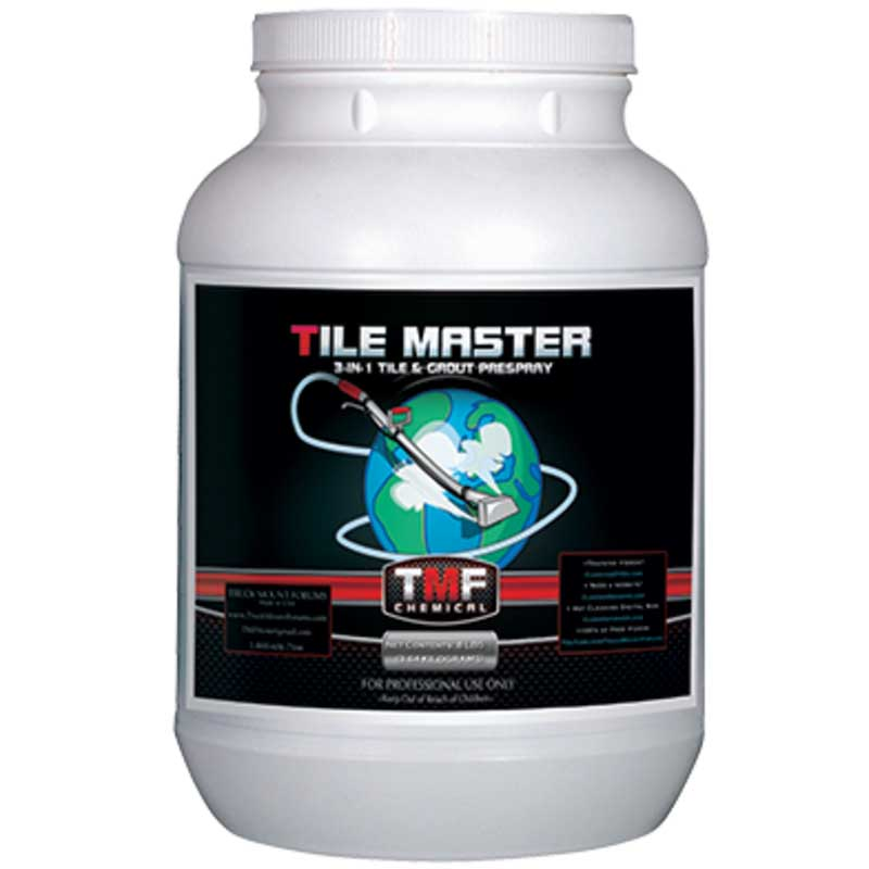 HydroForce: Tilemaster Tile & Grout Cleaner 3-n-1 TMF - 8lbs Jar