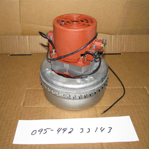 Domel D4923304  492.3.314 Vacuum Motor 2 Stage 120v Peripheral Discharge BP BB 2stg 120v E211843 Replaces 4923575 [49233143]
