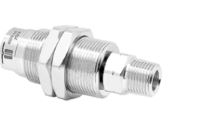 Mosmatic 57.158 Swivel with bulkhead fitting Carbide INOX DYG 3/8 in. NPT F 3/8 in. NPT M
