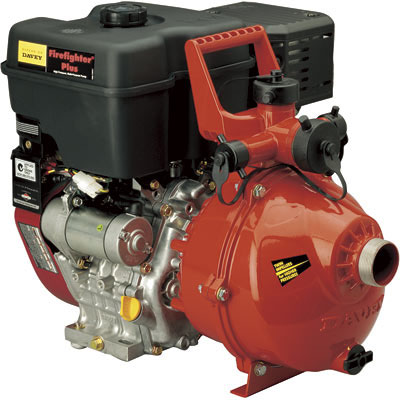 Davey: Twin Impeller Water Pump 7200 GPH, 1.5in., Model# AK282-109451