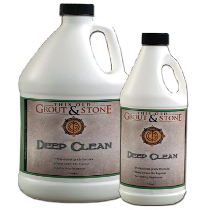 This Old Grout & Stone: Deep Clean 1 Quart