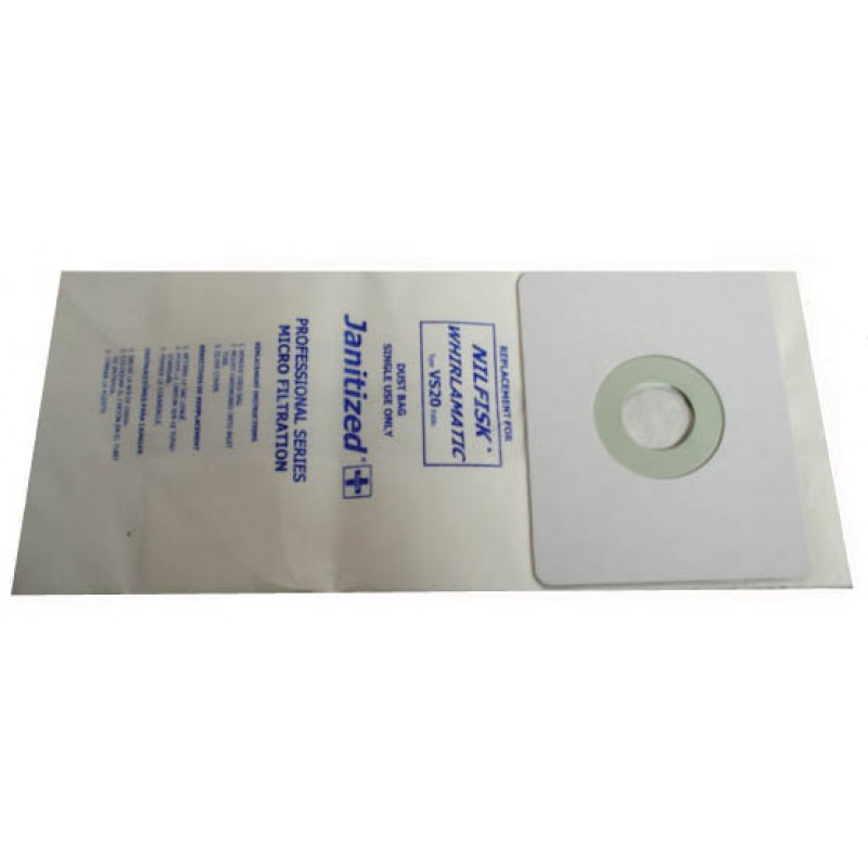 Disposable Bags 6 Pack 8.661-822.0