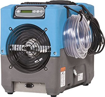 Drieaz F413 T Trade Show Return REVO Revolution LGR Compact Craw Space Industrial Dehumidifier AC628 Low Hours