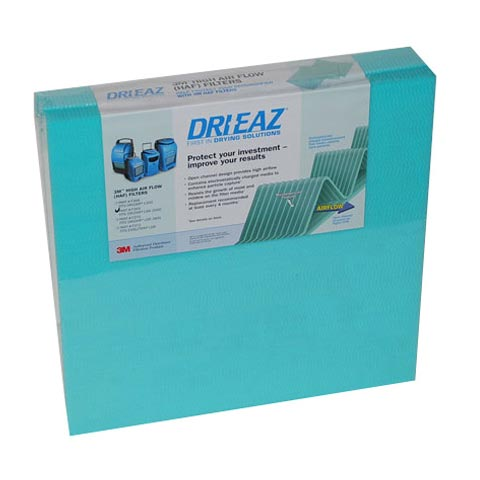 Drieaz F372 Case 24 HAF Filter for Evolution Dehumidifier