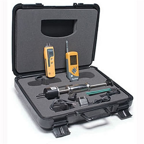 Drieaz GE Protimeter Technicians Kit Three tools in one case included F401 (Free Shipping)