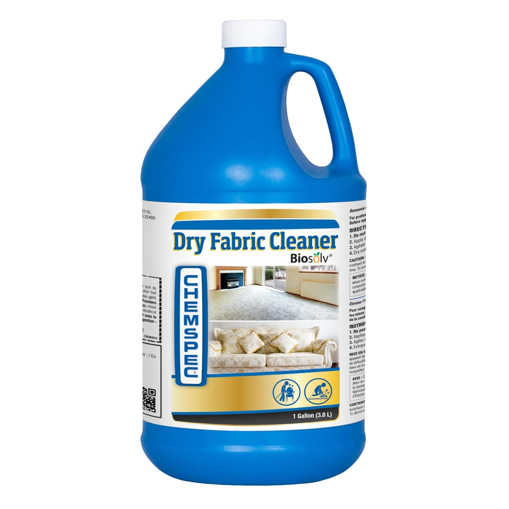 Chemspec C-DFC4G Dry Fabric Cleaner 4/1 Gallon Case (Half Price Shipping)