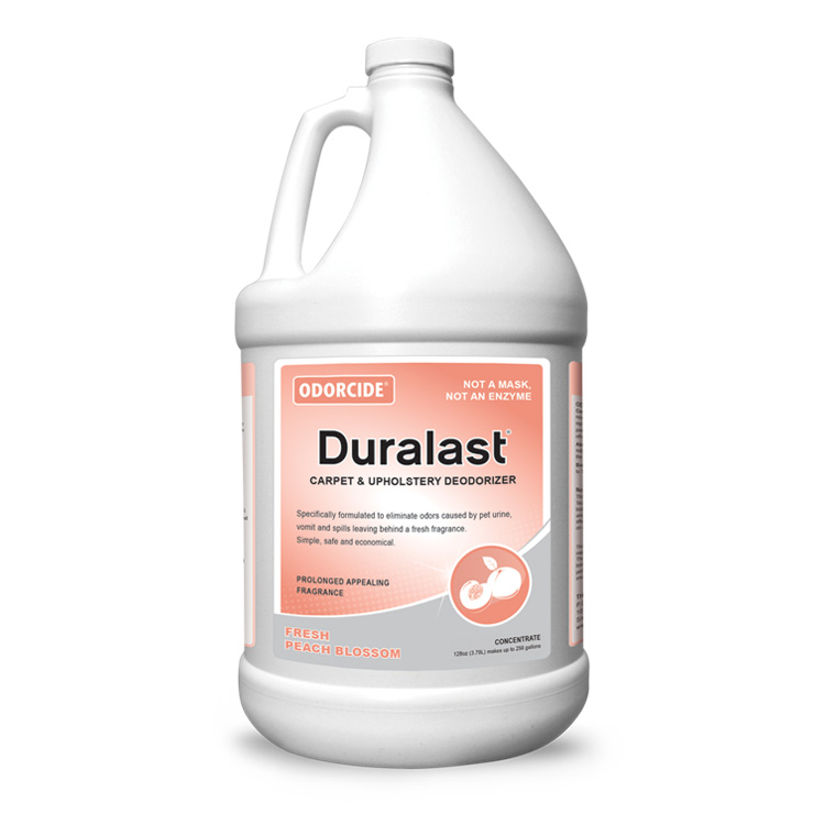 Odorcide 210 Duralast Fresh Peach Blossom Master Case (4-1 Gallon Bottles)