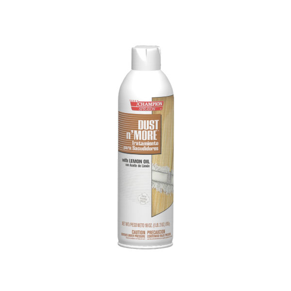HCR CA5152 Dust-N-More case of 12/18 ounce aerosol Cans