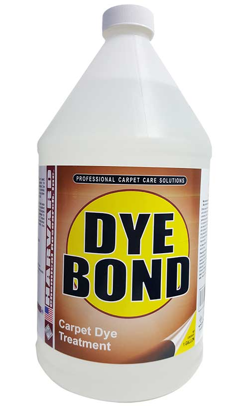 Harvard Chemical 8031 Dye Bond Carpet Dye Treatment 1 Gallon