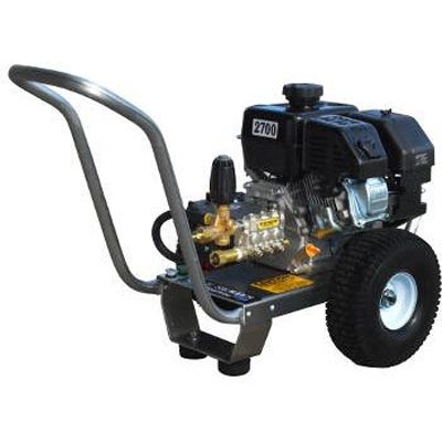 Pressure Pro E3027KV Pressure Washer is a Kohler SH265 Powered 2700 PSI / 3 GPM pressure cleaner