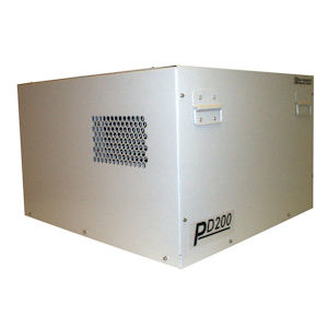 Ebac PD200 Industrial Restoration Dehumidifier 230volt Single Phase
