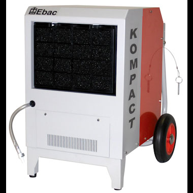 EBAC 1024KPUS Kompact Carpet Flood Restoration Dehumidifier