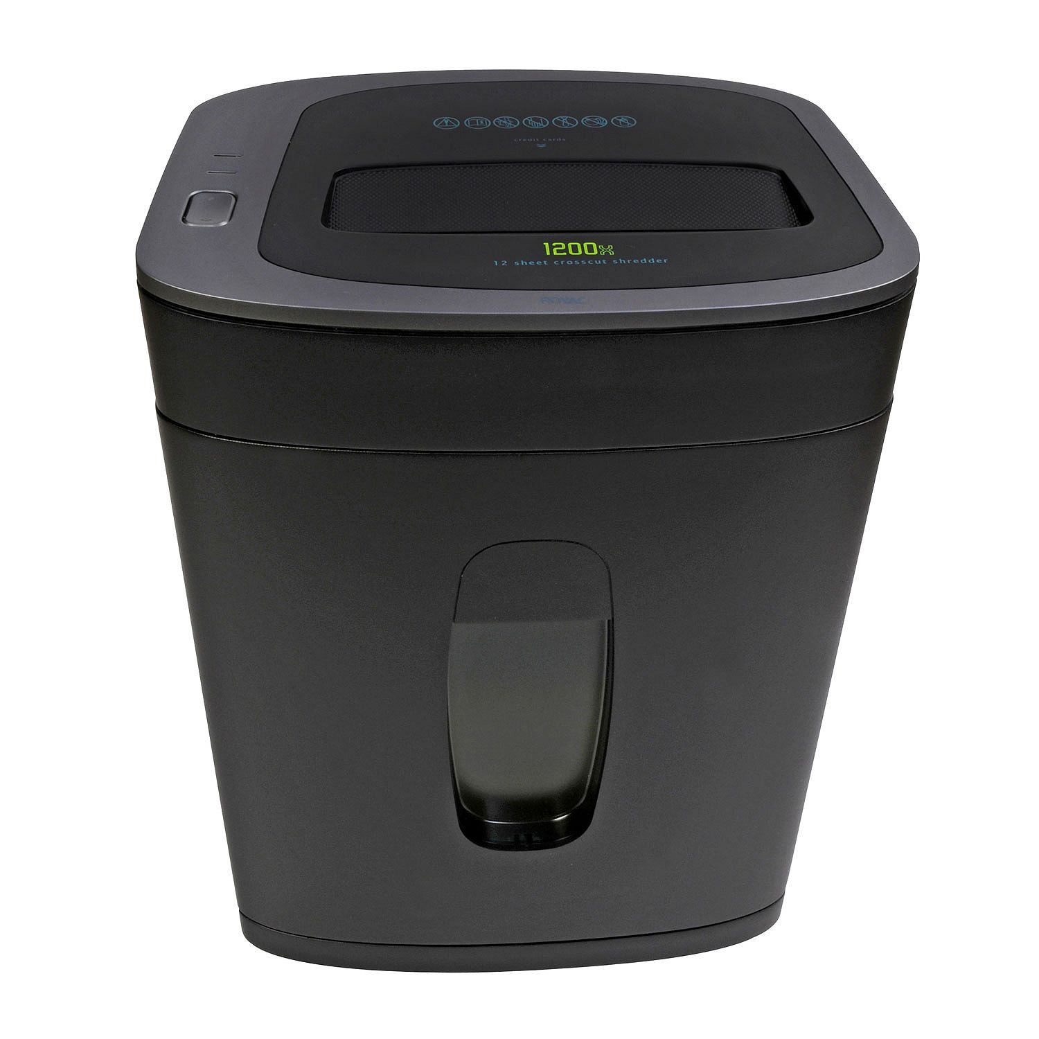 Royal 1200X Paper Shredder, 12 Sheet Capacity  FLW32575