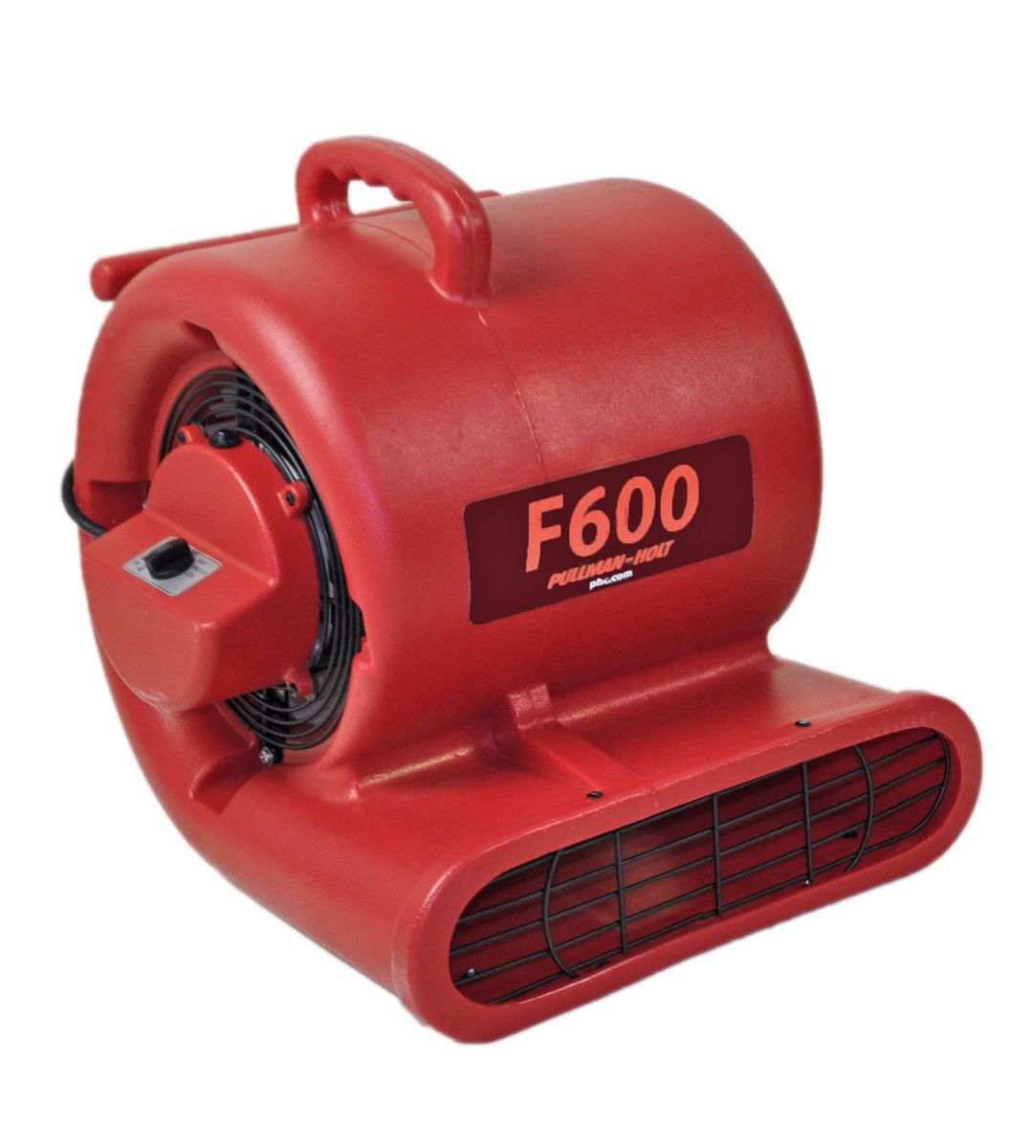 Pullman Holt F600 Air Mover 2500 CFM with 1/2 HP 3-speed 4.7 amp motor B260864