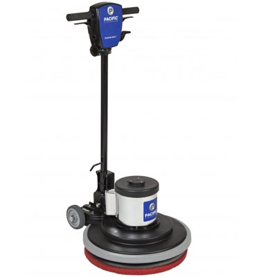 Pacific Floorcare 535401 FM-17HD, Single Speed Floor Machine, 175 rpm - Equipped with pad driver